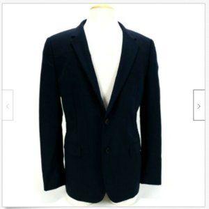 Theory Men's Blazer Sport Coat Size 40R Wool Blend